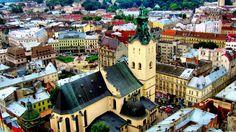 #Ukraine #Cities