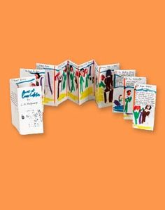 Accordion Book Foldable
