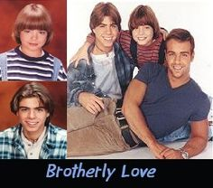 Brotherly Love! I remember this being a great show, but then again I was 10, so it was probably awful.