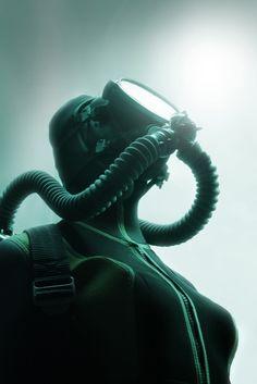 Diver by Toni Polkoswki