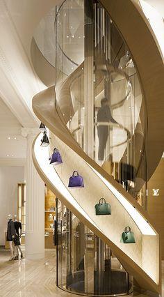 Louis Vuitton Townhouse, Ground floor   WORKS - CURIOSITY - キュリオシティ -