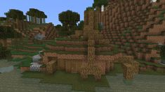 I build Shrek& house in Minecraft : Minecraft - # All Minecraft, Cool Minecraft Houses, Minecraft Projects, Minecraft Designs, Minecraft Buildings, Minecraft Ideas, Minecraft Creations, Shrek, Survival