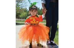 Dress It Up DIY Tutus, one of several Tutus projects for this Halloween