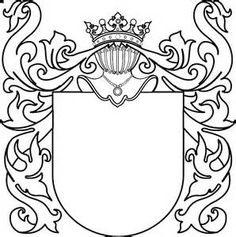 coat of arms stencils - Bing Images