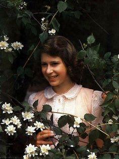 Lovely Queen Elizabeth