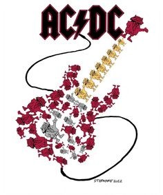 Thanks James Gori for AC/DC's Pins