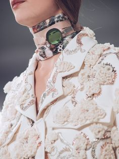 Dior SS16 womenswear Spring Summer 2016 Raf Simons #stylingmrsoliver.com
