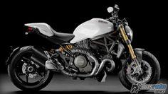 Chega ao Brasil a Ducati Monster 1200