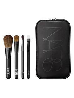 I just love anything Nars. Especially this travel brush set!