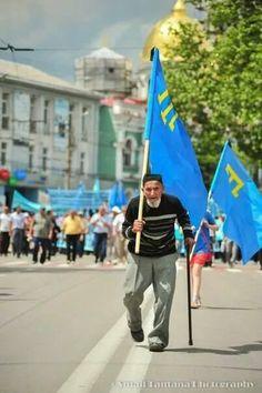 Крим. 70-річчя депортації кримців.