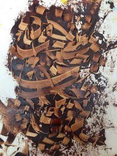 Arabic calligraphy Persian Calligraphy, Arabic Calligraphy Art, Beautiful Calligraphy, Arabic Art, Islamic Gifts, Islamic Art, Ap Studio Art, Arabic Design, Encaustic Art