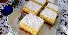 Ez a süti tényleg isteni, az almától pikáns, a vaníliakrémtől pedig selymesen finom, lágy.   Egy kos...