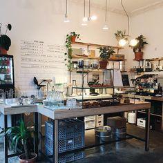 Isla Coffee, Berlin. Photo: @mariaehalse on Instagram. #cafe #coffeeshop #coffee