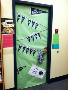 School Counselor Blog: College Door Decorating Contest and School Spirit Day: Red Ribbon Week 2011