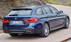 BMW 550i Touring [G31]