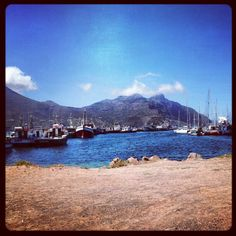 Hout Bay Harbour, Cape Town. by AfricanTours, via Flickr Cape Town, South Africa, African, Tours, Explore, Mountains, Photos, Travel, Beautiful