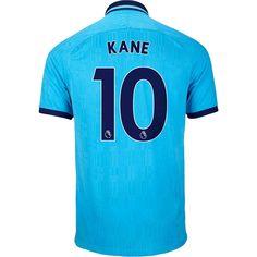 Get the Nike Tottenham Harry Kane Third Match Jersey from SoccerPro. Harry Kane, Tottenham Hotspur, Third, Nike