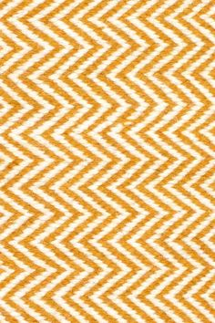 Classic Collection | Herringbone Ullmatta Yellow | Matilde & Co | Handla online