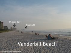 vanderbilt beach  naples  florida
