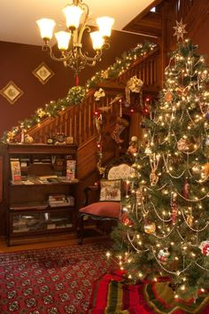 bed and breakfast christmas