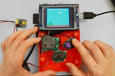 Build your own Game Boy with a Raspberry Pi, SNES pad and 3D printer (then make me one)