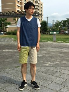 okamo|GYMPHLEXのTシャツ・カットソーを使ったコーディネート - WEAR