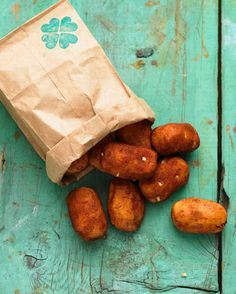"St. Patrick's Day treat for the kids...""Irish Potatoes"""