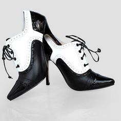 Black and White is always classic and timeless.These Manolo Blahniks are perfect!