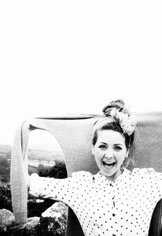 Zoella. Love this girl. Youtube star and advocate for those suffering from anxiety and panic attacks.