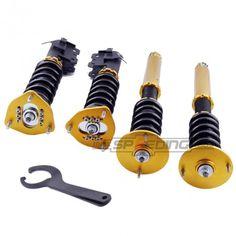 Nissan S14 200SX 240SX Silvia Adjustable Coilover Shock Absorber Strut Suspension Kit