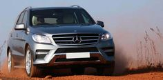 Not long ago, Mercedes Benz had launched the M-class SUV (ML 350 CDI) during the month of May with 3.0L powerhouse engine, but a relatively high price tag of 65Lakhs (ex-showroom Delhi), which didn't put within the reach of entry class luxury buyers.