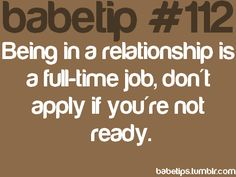 just don't even apply, if your not ready to commit 110%.
