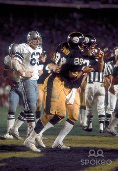 Lynn Swann (88), Super Bowl XIII, Miami, Jan. 21, 1979