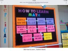 Math bulletin board ideas for middle school - bing images. math = love: classroom pics - my most colorful room yet! Math Posters Middle School, Middle School Classroom, Math College, Math Bulletin Boards, 7th Grade Math, Sixth Grade, Seventh Grade, E Mc2, Classroom Posters