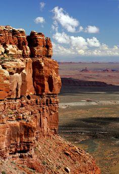 ~ Overlook of Valley of the Gods ~
