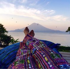 Can I be there right now?  #lagoatitlan #guatemala by catalinalflores