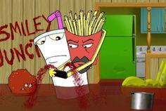 15 Facts About 'Aqua Teen Hunger Force' | Mental Floss