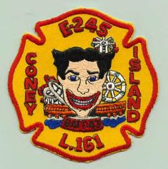 NYFD - Coney Island  Engine 245 - Ladder 161