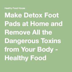 Make Detox Foot Pads