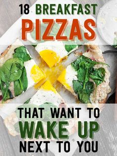 YES.  18 Breakfast Pizzas That Want To Wake Up Next To You