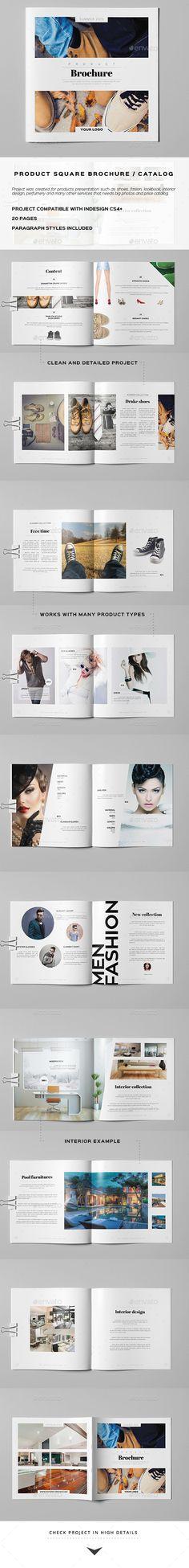 Prodotto Piazza Brochure / Catalogo - Cataloghi Brochure