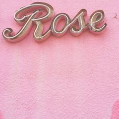 More rosé and roses please!