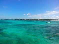 The gorgeous view from on board our sailing catamaran. This is true paradise and we would love for you to experience it with us. #puntacana #catamaran #paradise http://puntacanaexpert.com/water-activities-in-punta-cana