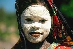 Africa |  Makua woman.  Mozambique | Photographer ?