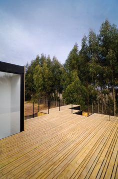 Casa en Panel SIP by Alejandro Soffia + Gabriel Rudolphy