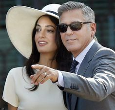 Is Everything Perfect Between George Clooney And Amal Alamuddin?  http://www.movienewsguide.com/everything-perfect-george-clooney-amal-alamuddin/99660