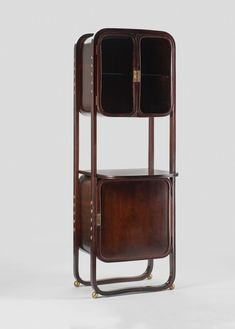 Check out Koloman Moser, Vitrine (ca. From Yves Macaux