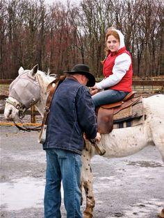 Malibu Dude Ranch: A Horseback Riding Family Vacation in The Poconos, PA