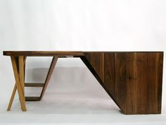 Expect beautifully crafted wooden furniture from artiZAC.