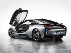 BMW i-Series via dallas.culture: The i-Series is introduced in the form of two models: the urban transport i3 full-electric drive and the plug-in hybrid i8 super sports car  — destined to be the eco-friendly super car of the A-listers. #Vehicles #BMW_i_Series